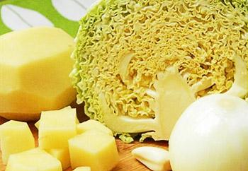 Использование савойской капусты в кулинарии
