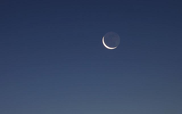 Убывающая Луна в последней четверти