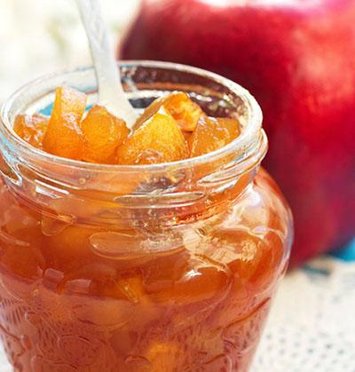 Заготовки из яблок. Яблочное варенье