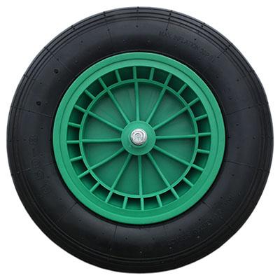 Надувное колесо для садовой тачки