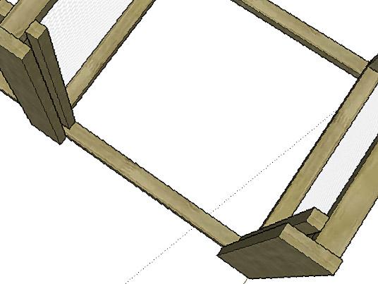 Как сделать ящик для компоста своими руками, рисунок